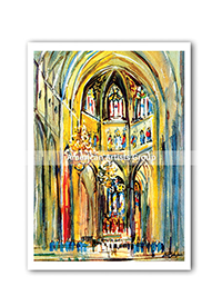 JC102 Cecile Johnson - Cathedral